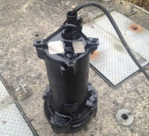 Sewage Pump Repair