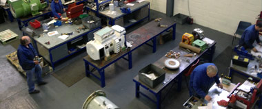 Mawdsleys BER workshop Bristol