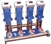 hydrovar on multistage pumps