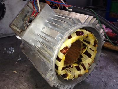 Electric motor repair or refurbishment by mawdsleys ber for Electric motor repair company