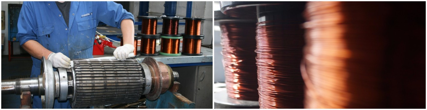 In House Armature Rewinds and Repairs For DC Motors - Mawdsleys