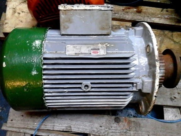 Repair Of 9 Ac Motors Fans And Pumps At Falmouth Port